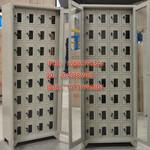 喷塑32门员工手机柜价格公共场所手机充电柜耐用加厚款图片