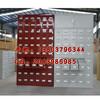 浙江杭州药店中药柜摆中药调剂台价钱加厚1.2米宽45斗顶柜