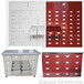 無需安裝:丹東不銹鋼中藥柜衛生院中藥調劑柜供貨商