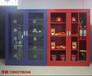 林芝警械柜(厂家直销)—定做消防器材工具柜