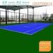 信阳硅pu面层,信阳水性硅PU球场材料
