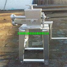 保温施工专用设备-电动滚筒压边一体机图片