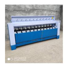 上海徐汇区卖棉被机的厂家保温被子缝被机11针缝被机卖多少钱图片