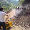 800毫米长液压劈石机提升金矿产量