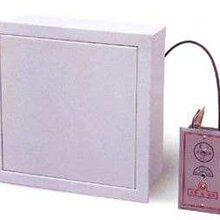 消防板式排烟口-烟气温度达280度时重新关闭的功能。图片