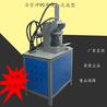 方管折90度角一次成型机液压方管45度切角机不锈钢铁管切角机