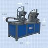 新款上市液压切角机方管冲45度角90度冲角机压角机一次成型