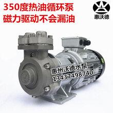 MAP-3000SUS泵350度热油泵台湾元欣3KW磁力泵图片