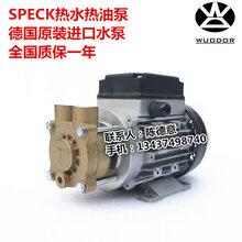 沃德热油泵Y-2051泵150度热水泵模温机循环泵图片