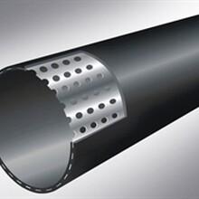 四川直銷優質孔網鋼帶鋼骨架聚乙烯復合管(東泰管業)圖片