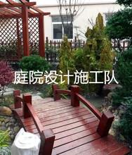 园路S迷型铺装假山鱼池摆放方位调节空气湿度