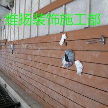 扬州地区专业庭院生态木地板安装很多人不知道生态木塑木