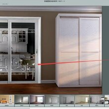 四维星门窗效果图设计软件图片