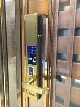 智能盾304不锈钢智能锁