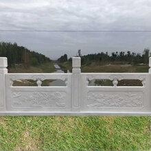 汉白玉栏杆厂家-汉白玉栏板价格与使用图片