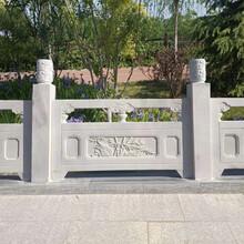 大理石欄桿雕刻圖案選擇-大理石護欄批發價格圖片