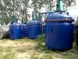 上海普陀出售二手5吨5立方5000升搪瓷反应釜价格5立方搪瓷反应釜价格