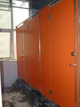 茂名信宜市厕所隔断公共卫生间隔断承接安装工程图片