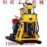 HW-190液压水井钻机家用液压水井钻机图片