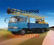 XYC-200车载钻机多功能液压车载立轴回转式钻机图片