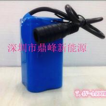 网标灯锂电池组,发热服锂电池组,保温手带锂电池组,刮胡刀锂电池组图片