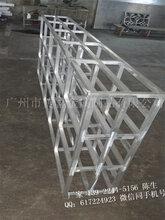 傳喜工廠定制鋁掛板鋁屏風加工鋁隔斷定制來圖生產酒店屏風圖片