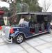 苏州经典款电动老爷车,6座8座景区游览电动车,小区豪华看房接待车