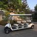 苏州无锡厂家直销四轮电动观光车,6座8座房地产看房车电瓶车