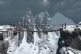 武汉雨屋机械大象蜂窝迷宫雪山吊桥蜂窝迷宫科技展租赁