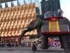 郑州周边雨屋活动神奇雨屋展机械大象活动租赁