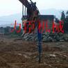 重庆柱塞式分裂棒轻松劈裂岩石替代爆破