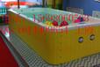 黑龍江鶴崗室內水上樂園水育游泳館沖浪彩燈噴泉游泳池