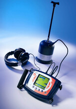 英国豪迈HWM智能数字电子听漏仪Xmic/XmicLite