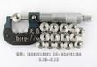 高晶拉絲模金剛石拉絲模具0.03mm-0.10mm