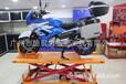 厂家直供大排摩托车举升机电动液压升降台升降机沙滩车维修平台