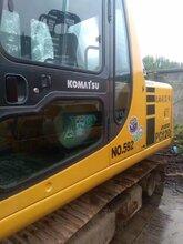 舟山沃尔沃210二手挖掘机只要28万到家
