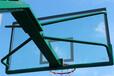 广西篮球板价格批发南宁钢化玻璃篮球板厂家供应