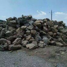 假山石料鹅卵石,黄石景观石景石,东北长白山天然石
