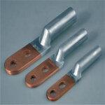 DTL-1-25铜铝过度接线端子适用于25平方导线