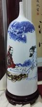 仿古陶瓷瓶厂家销售价格定做陶瓷花瓶工艺品罐子设计加工瓷瓶瓷坛图片