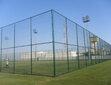 球場圍欄多錢一米一個正規足球場用多少平米勾花網圖片