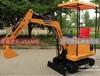 游乐场挖掘机最近报价儿童游乐挖掘机厂家儿童挖掘机工作视频l